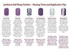 more jamberry tips
