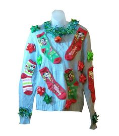 ugly Christmas sweaters                                                                                                                                                                                 More