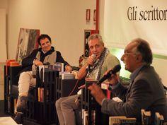 Max Pisu e Carlo Casti, Max quanto Basta - dialogano con lo chef Juan Lema