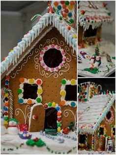 Image detail for -Gingerbread Houses5