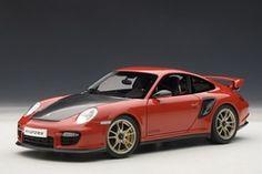 Porsche 911 (997) GT2 RS, Red