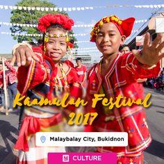 Kaamulan Festival Capitol Grounds, Malaybalay City, Bukidnon