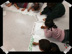 This is a great way to review math for Your Entire Class!