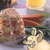 Bacon and Onion Suet Pudding Suet Pudding, Pudding Recipes, English Bacon, English Food, Suet Recipe, Irish Recipes, English Recipes, Scottish Dishes