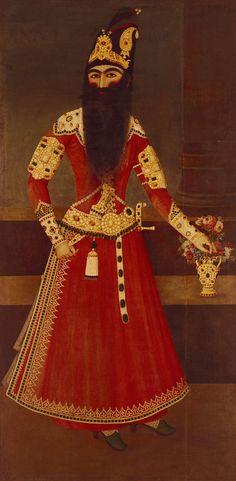 Islamic Persia: Fath' Ali Shah, the Shah of Persia by Abdullah Khan
