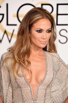 Jennifer Lopez #GoldenGlobes2015