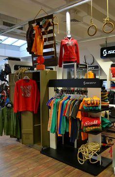 Scott Salzburg Showroom Design, Salzburg, Retail Design, Visual Merchandising, Munich, Wardrobe Rack, Home Decor, Decoration Home, Room Decor