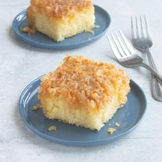 Lazy Daisy Cake, Daisy Cakes, Most Popular Desserts, Just Desserts, Delicious Desserts, Baking Recipes, Cake Recipes, Dessert Recipes, Lemon Recipes