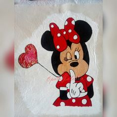 🎨💖👌 #minniemouse lista 😉✔ #patalbataller #pinturaentela #pintadoamano🎨 #painting🎨 #handmade #hechoamano #hechoconcariño #Melipilla Minnie Mouse, Disney Characters, Fictional Characters, Snoopy, Painting, Handmade, Art, Ropa Vieja, Dressing Rooms