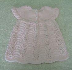 Örgü bebek elbisesi | Hepsi Ev Yapımı