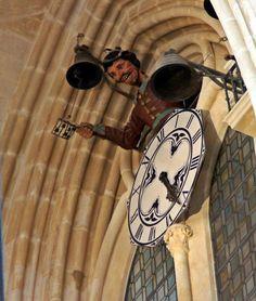 El Papamoscas de la Catedral de Burgos  por Antonio José Calvo Quijano
