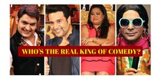 With Kapil Sharma's iconic show 'Comedy Nights with Kapil' going off air, we have a new replacement with Krushna Abhishek in 'Comedy nights Bachao'.  But do you think Krushna will be able to fit the bill?  Who according to your is the real king of comedy on TV? Vote now! itimes.com