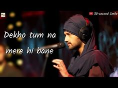 Atif Aslam Tu Jaane Na Whatsapp status Video 30 second Smile New Love Songs, Love Song Quotes, Cute Love Songs, Lyric Quotes, Best Video Song, Latest Video Songs, Smile Status, Song Status, Status Quotes