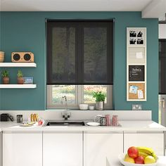 9 Youthful Cool Ideas: Blinds For Windows Industrial patio blinds woods.Fabric Blinds For Windows grey blinds patterns. Patio Blinds, Outdoor Blinds, Bamboo Blinds, Privacy Blinds, Fabric Blinds, Curtains With Blinds, Valance, Blinds Diy, Sheer Blinds