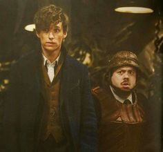 Newt and Jacob