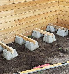 Backyard Storage Sheds, Garden Storage Shed, Backyard Sheds, Backyard Landscaping, Outdoor Storage, Restoring Old Houses, Garden Tool Shed, Backyard Buildings, Diy Shed Plans