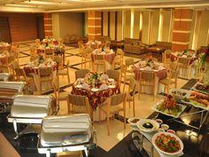 Banquet Halls at Regenta Central Ashok Chandigarh.