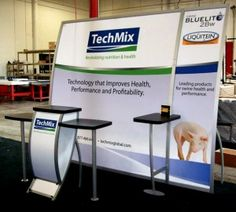ALL About Trade Show Displays