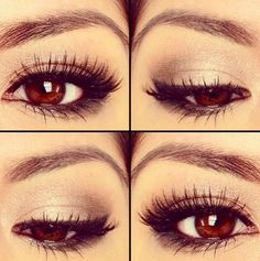 This is so simple and elegant and i love how its not so over powering, in my opinion this is perfect makeup for school