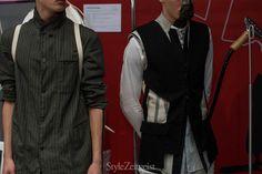 Boris Bidjan Saberi S/S17 - Backstage - fashion - StyleZeitgeist Spring Summer PFW Paris MENSWEAR Mens Fashion Fashion Boris Bidjan Saberi BBS Backstage 2017