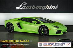 2015 Lamborghini Aventador LP700-4 Coupe 2-Door RACE EXHAUST+RADAR+GREEN CALIPERS+NAV+RR CAM+AD PERSONAM+DIONE FORGED+CARBON