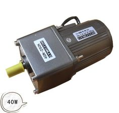 61.80$  Buy here - http://ali43q.worldwells.pw/go.php?t=32469950435 - AC 380V 40W three phase motor, AC motor with gearbox. AC gear motor, 61.80$