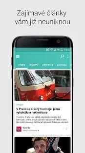 Tapito: zprávy, které chcete – miniatura snímku obrazovky