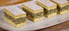 Hungarian Recipes, Hungarian Food, Spanakopita, Tiramisu, Cake Recipes, Cheesecake, Sweets, Cookies, Ethnic Recipes