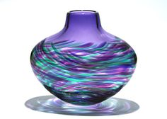 stunning/one of my favorite color combinations in a gorgeous vase!