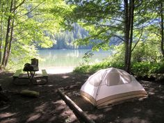 These 15 Amazing Camping Spots In Washington Are An Absolute Must See