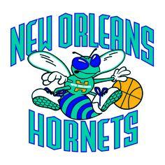 NBA New Orleans Hornets Logo [EPS File]