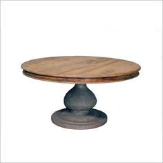 Stubeker French Vintage Round Table