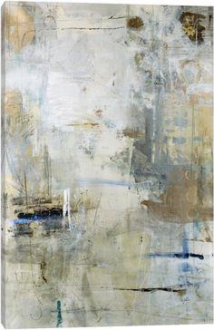 Asking for White by Julian Spencer Canvas Art