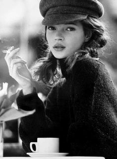 Kate Moss , from Iryna