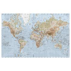 ikea verdenskort