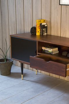LJH sideboard by Kann, design by Meghedi Simonian