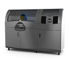 isodo3d Limited - ProJet® 660Pro - Full colour 3D printing like no other