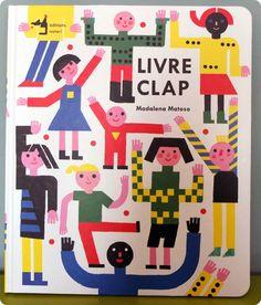"""""""Livre clap"""" de Madalena Matoso - Éditions Notari."""