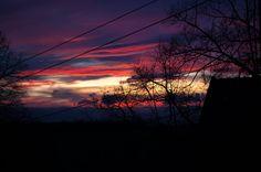 Beautiful Sunset by AngelCat3000.deviantart.com on @DeviantArt