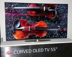 LG Triumphs at CES 2014 with OLED TV Models: 4K, Curved, Flat