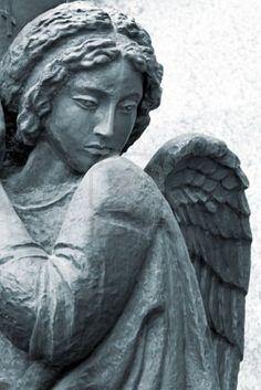 Angel in St. Petersburg, Russia