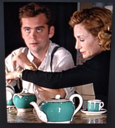 turquoise tea set on father brown - Google Search Tv Fr, Series Movies, Tv Series, Bbc Tv Shows, Tea Station, Can You Help, Cuppa Tea, Brown Aesthetic, Hallmark Movies