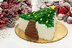 cake boss christmas cake pictures - Google Search