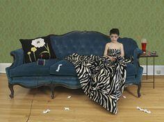 © JULIE BLACKMON, Sick Boy, 2008 (courtesy of the Robert Klein Gallery)