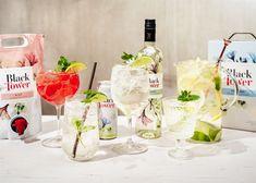 Spritzer drinkki X 4   Nämä drinkit sinäkin osaat tehdä! Table Decorations, Rose, Pink, Roses, Dinner Table Decorations