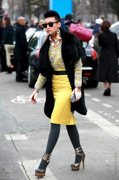Esther Quek -- SO INSPIRED BY THIS WOMAN. (newly obsessed)