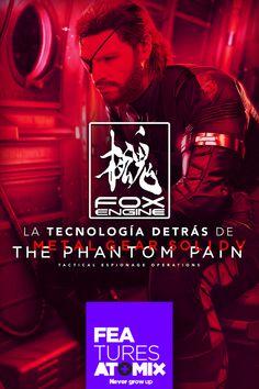 Conoce sobre Feature – La tecnología detrás de Metal Gear Solid V: The Phantom Pain