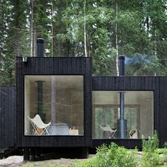 Container House - La technique du bois brulé ou Yakisugi - Who Else Wants Simple Step-By-Step Plans To Design And Build A Container Home From Scratch? Blog Architecture, Sustainable Architecture, Installation Architecture, Natural Architecture, Building A Container Home, Container Cabin, Cargo Container, Container Design, Container Buildings