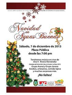Encendido Navideño 2013: Aguas Buenas #sondeaquipr #encendidonavideno #aguasbuenas