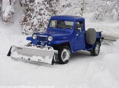 I LOVE Jeep trucks!